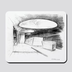31 La Tourette Mousepad